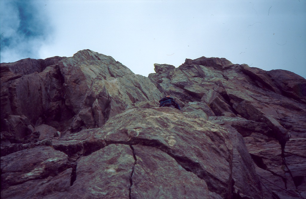 Wspinaczka na Kaukazie. Czegetkara