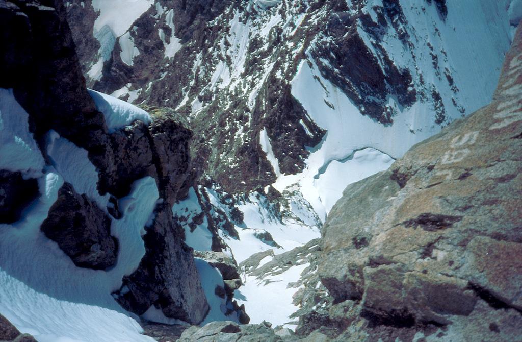 Climbing in Caucasus