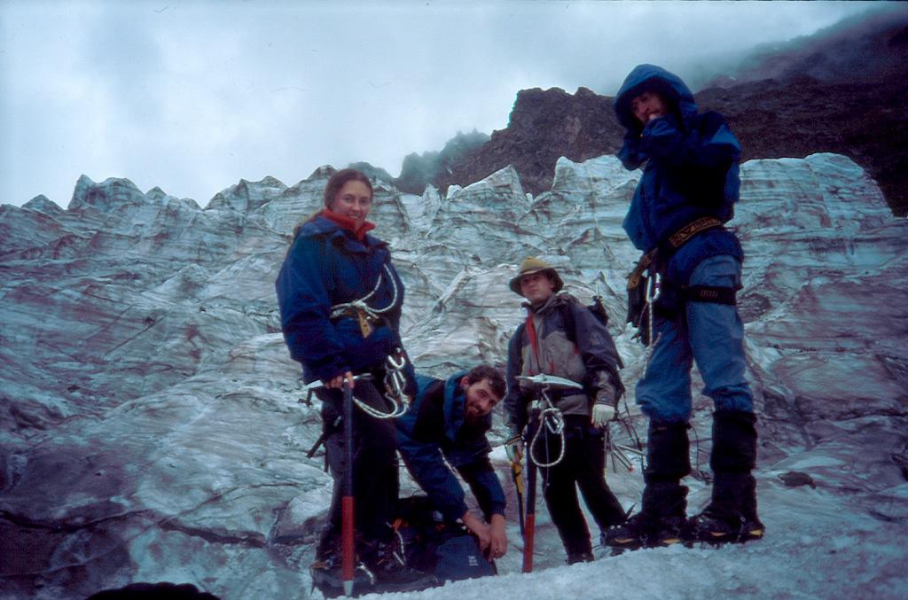 lodowiec Kaszka Tasz.