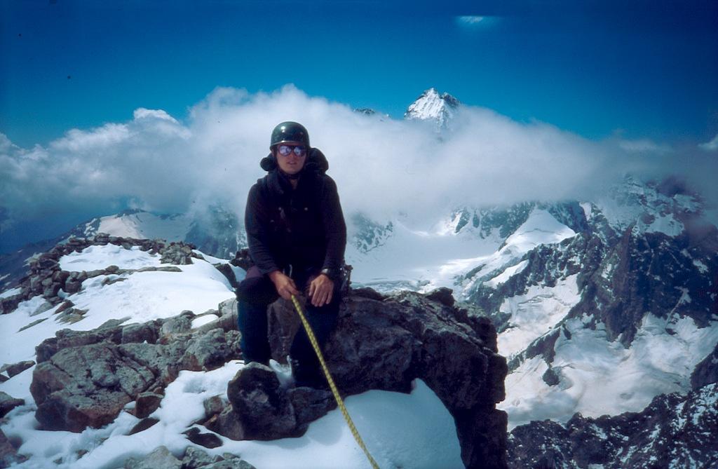 Na szczycie Kaukaz
