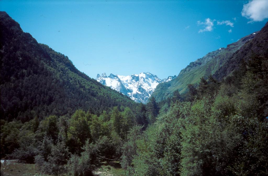 dolina Scheldy i szczyt Szchelda