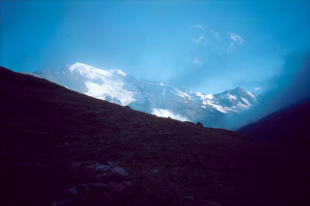 Dolina Jusengi Kaukaz