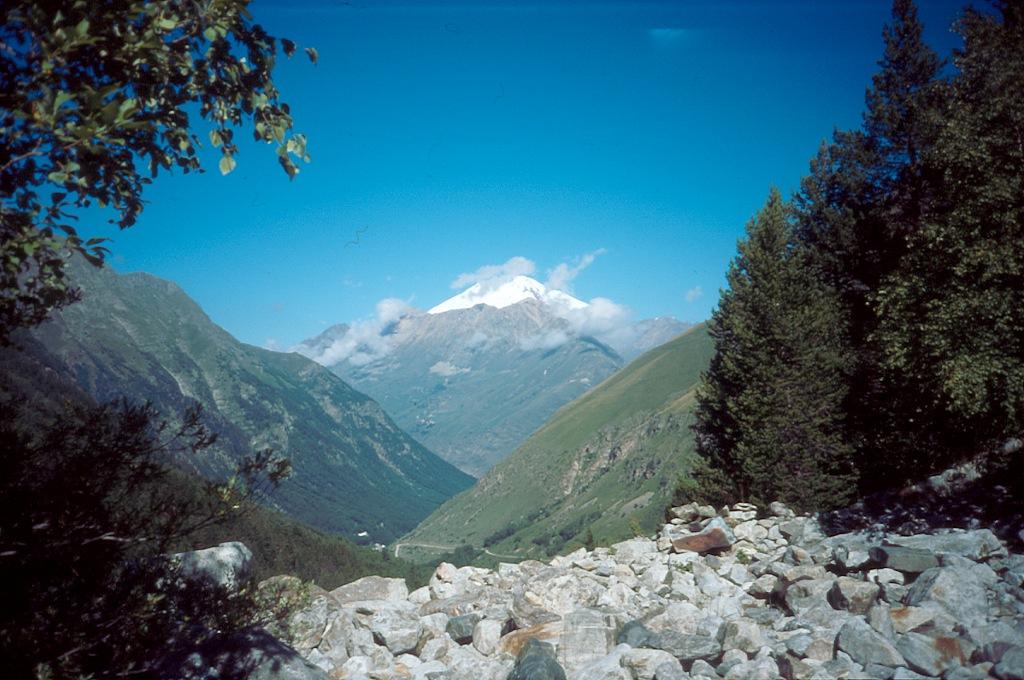 Elbrus Kaukaz