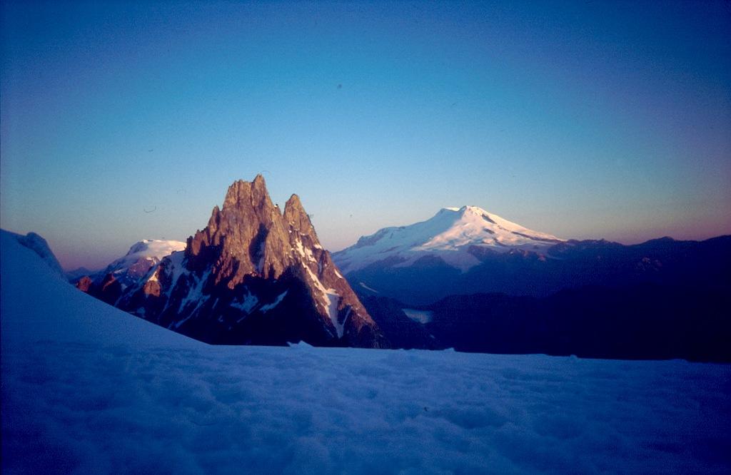 Elbrus Эльбрус