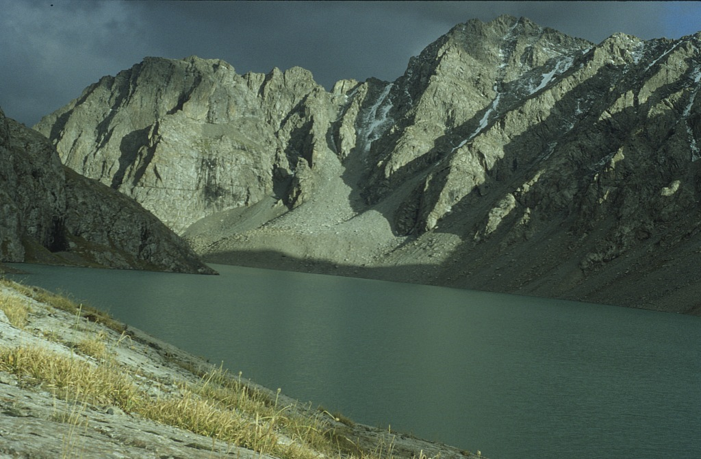 Jezioro Ala-Kol (Ala-Kul)