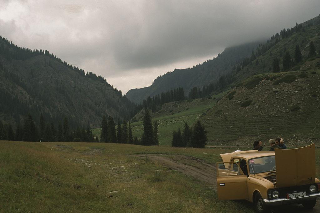 Dolina Dzhety Oguz