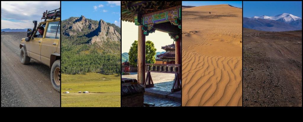 Rosja -Mongolia (2008) część 2