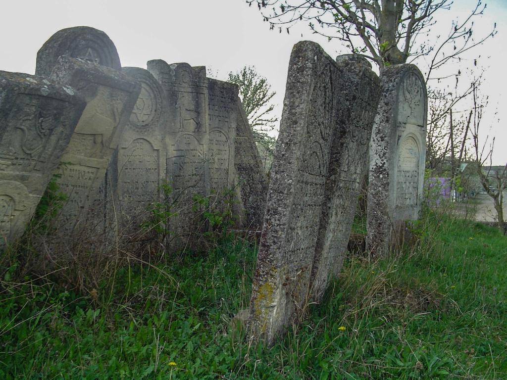 Na początku XX wieku w Tłustem mieszkalo około 2 tysiące żydów stanowiąc ponad połowę mieszkańców.