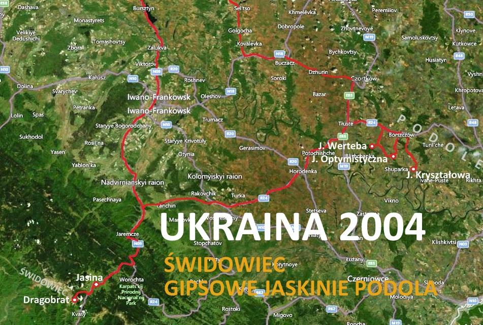 ukraina podole mapa