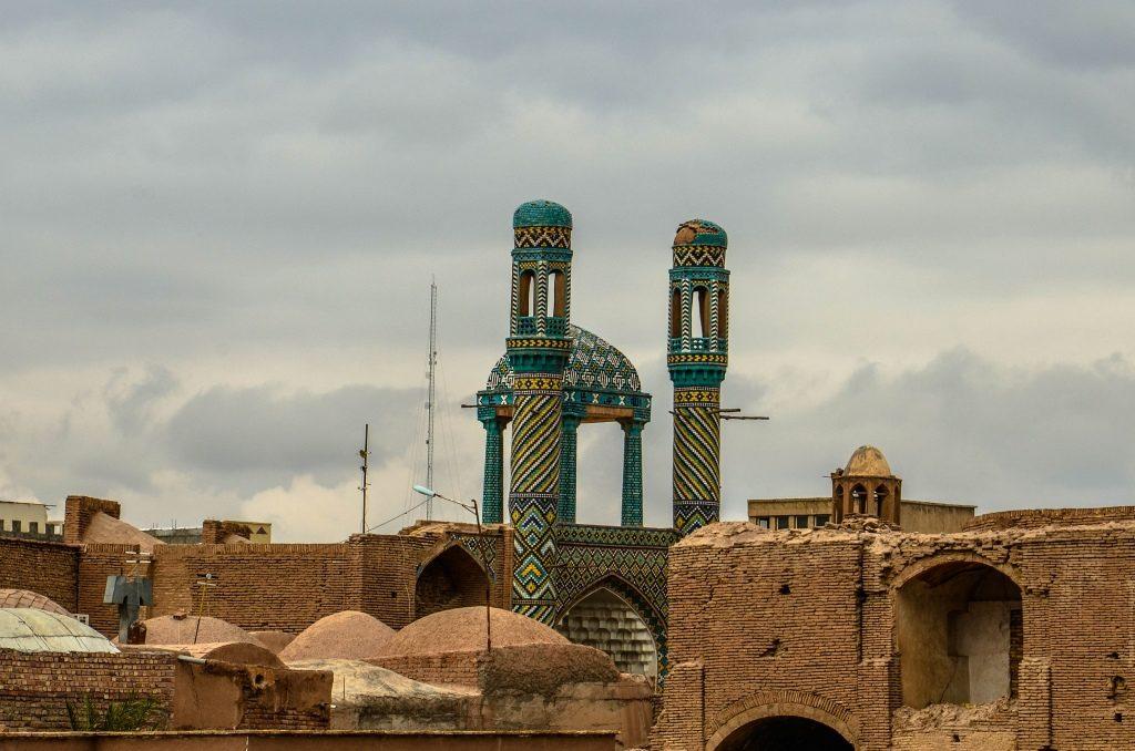 Kerman Meczet Haj Agha Ali