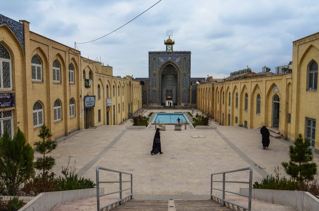 Jameh Meczet Kerman