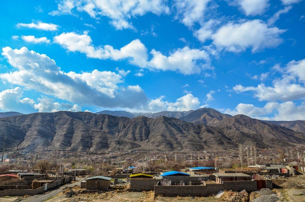 Iran village