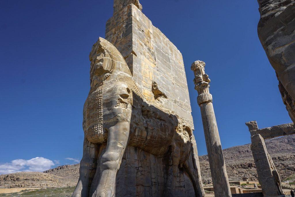 Brama Wszystkich Ludów. Persepolis