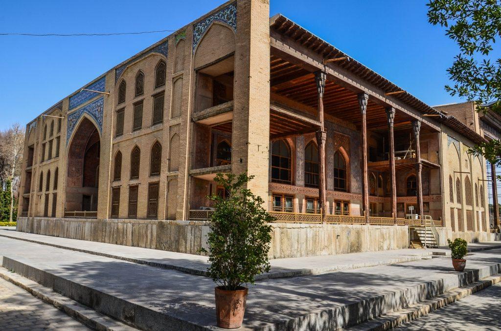 Czehel Sotun Isfahan