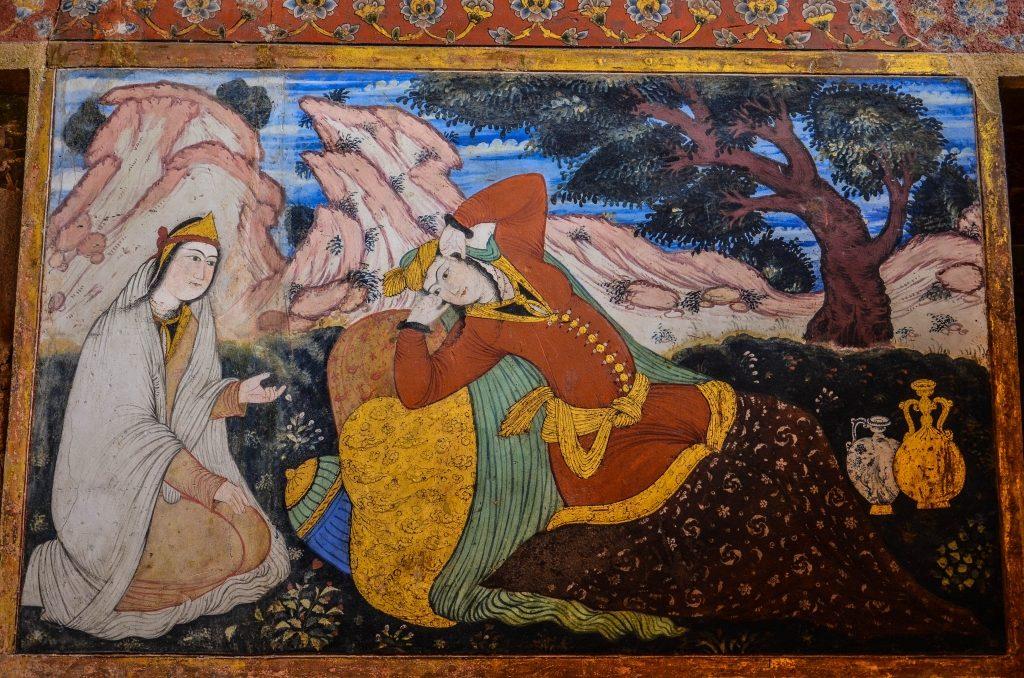 Chehel Sotoun Isfahan