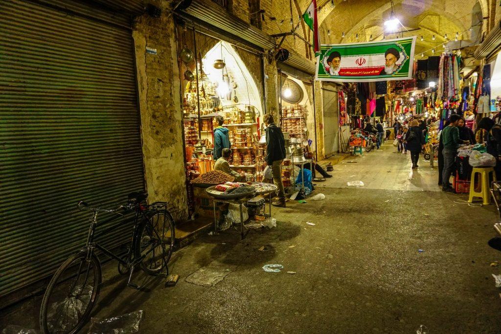 Odwiedzamy bazar Bozorg – jeden z największych i najciekawszych w Iranie