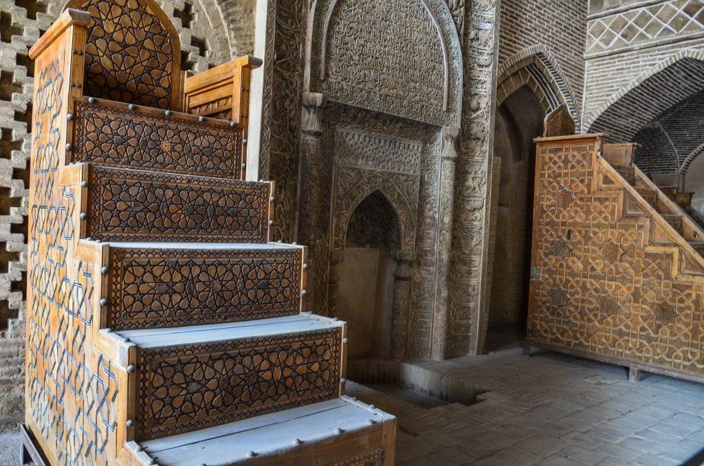 Majsed-e Jameh (meczet Piątkowy) Isfahan