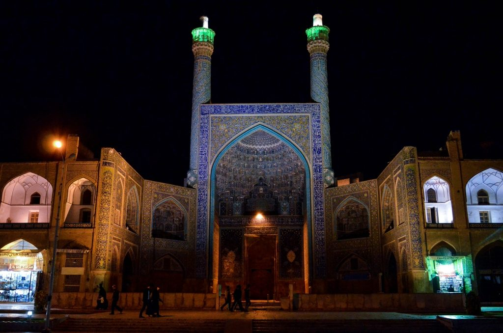 Meczet Szacha Isfahan