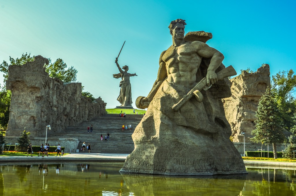 Kurhan Mamaja Stalingrad