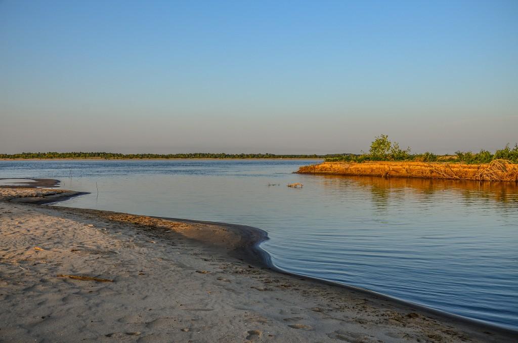Rzeka Wołga