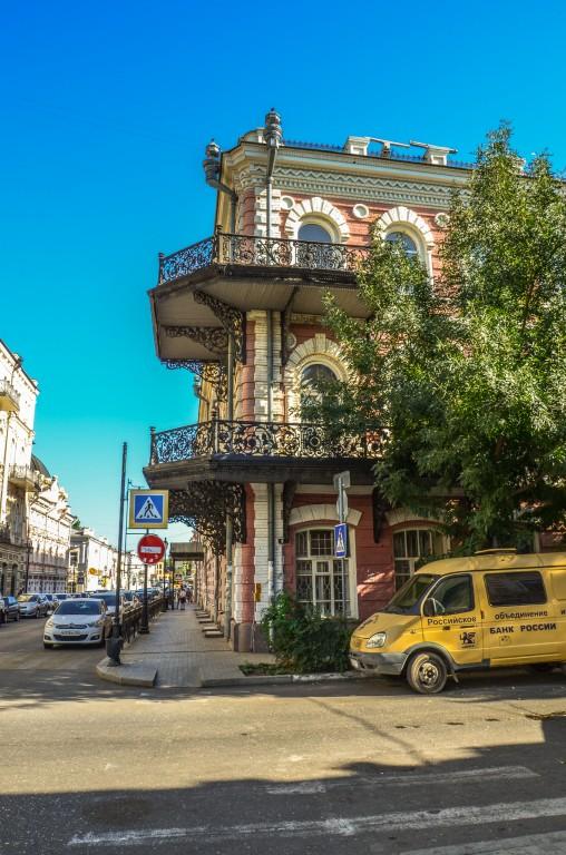 Domy w Astrachań