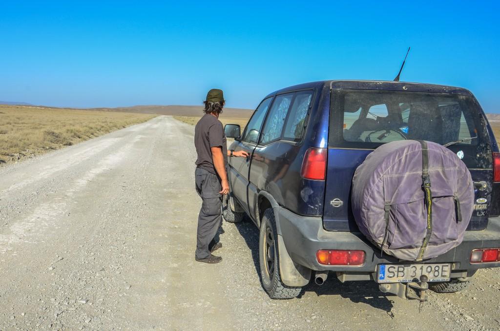Droga zachoni kazachstan