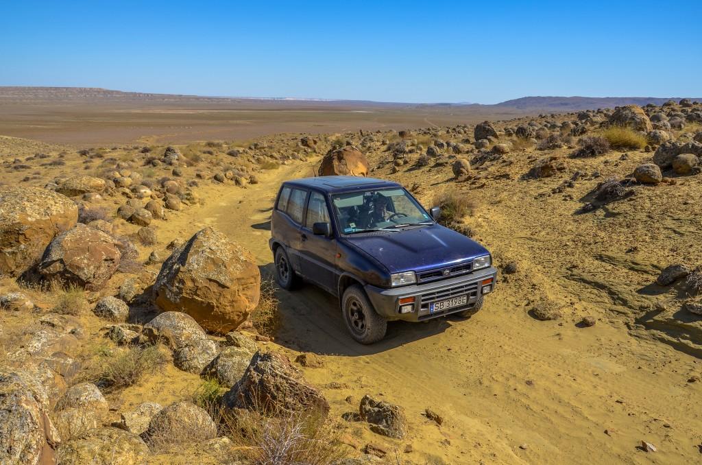 Nissan terrano II Kazakhstan