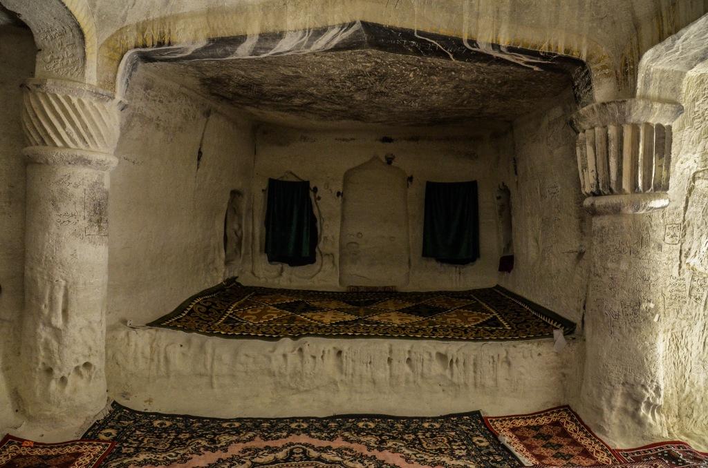 podziemny meczet mangystau