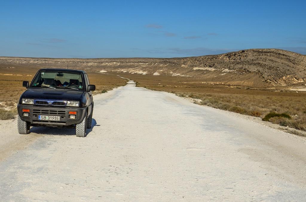 Wyprawa samochodowa do Kazachstanu