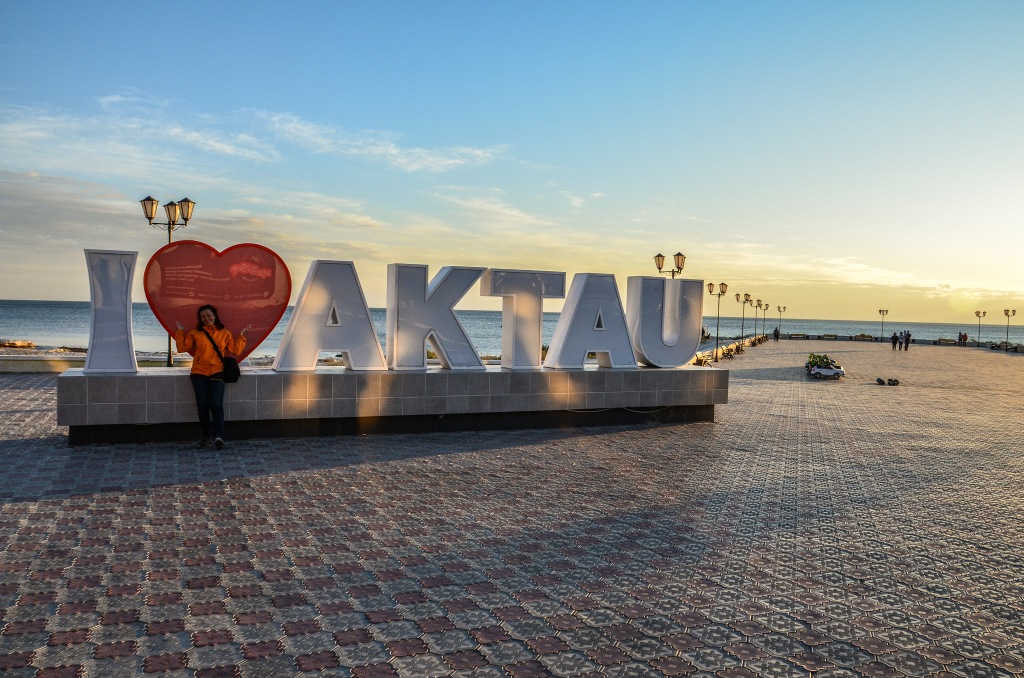 Aktau Kazachstan