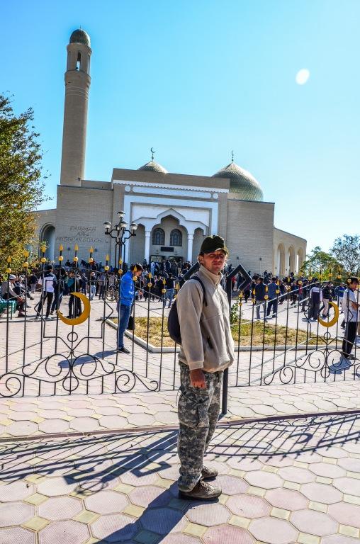 Meczet Aktau