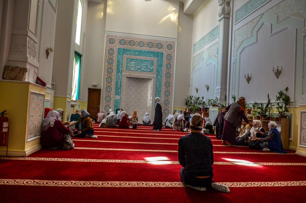Meczet Aktau Kazachstan
