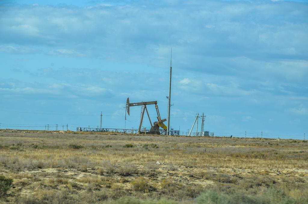 Pole naftowe Mangystau