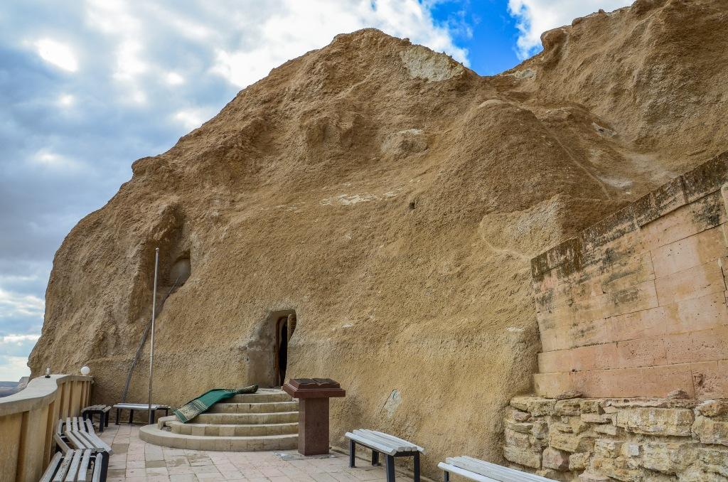 Podziemny meczet Beket-ata