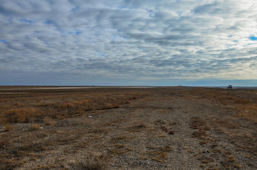 Kazachstan Krajobraz
