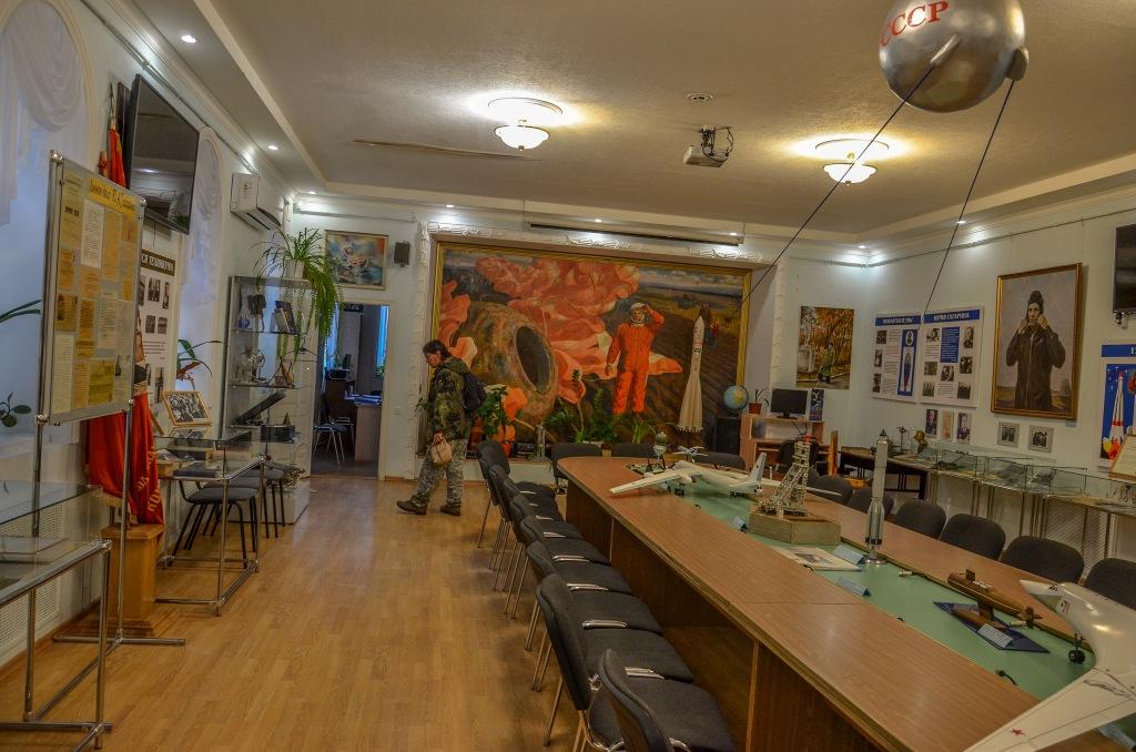 Muzeum Gagarina Saratów