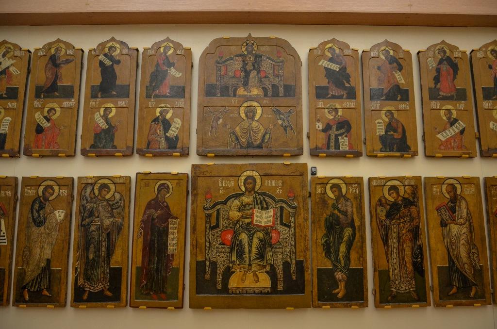 Ikonostas Muzeum Saratów