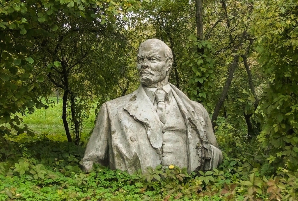 Lenin na Ukrainie