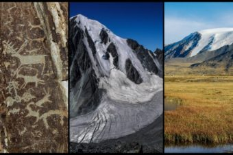 Rosja – Mongolia (2008) część 1