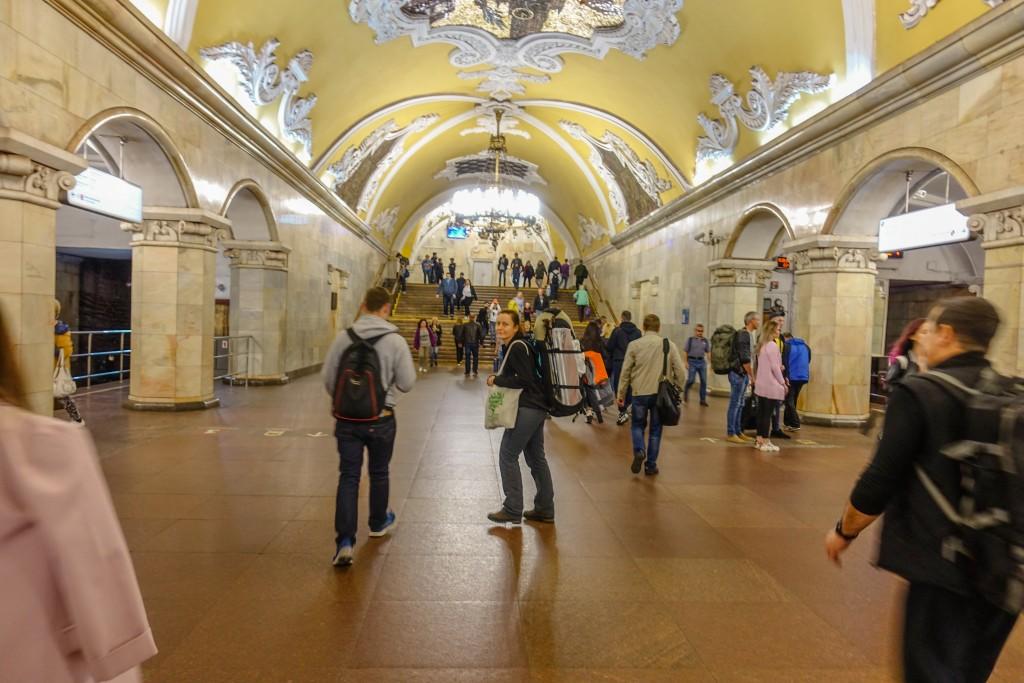 Metro Moskiewskie