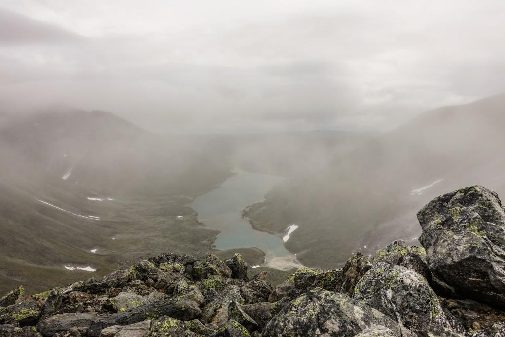 Góra Narodnaja Ural Subpolarny