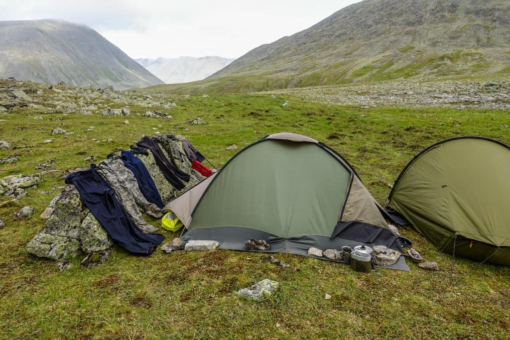 Trekking w górach Ural Subpolarny
