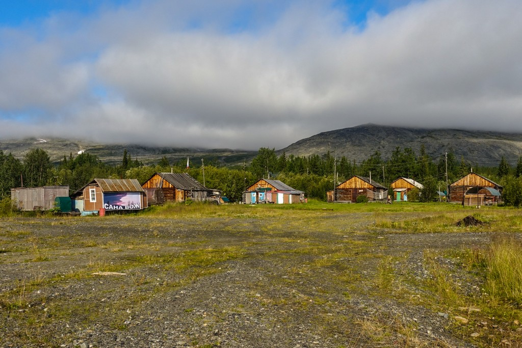 Turbaza Sanawoż Ural