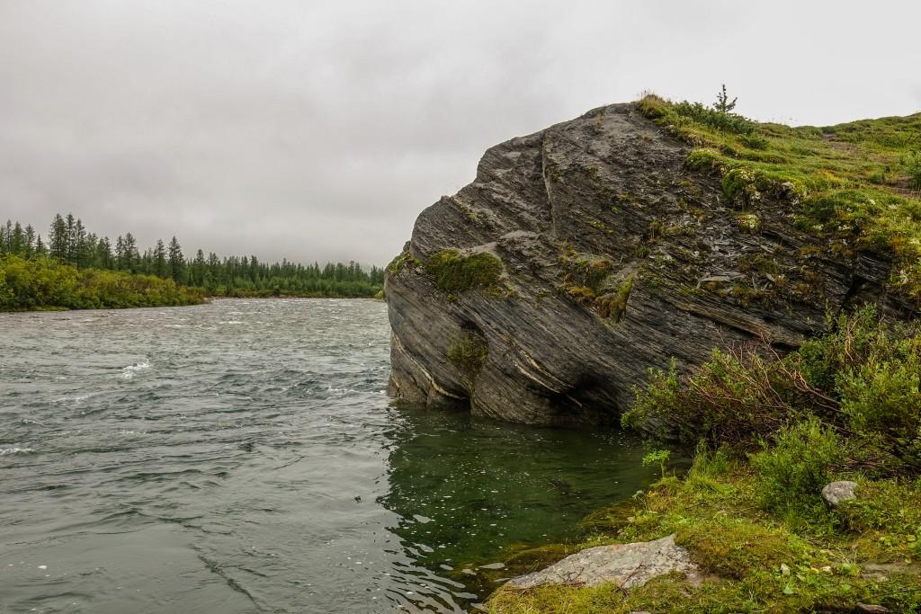 rzeka Balbanyu Ural Subpolarny