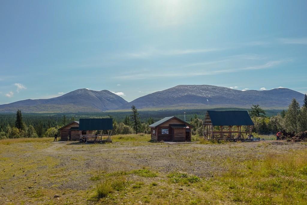 Ural Yugyd va national park