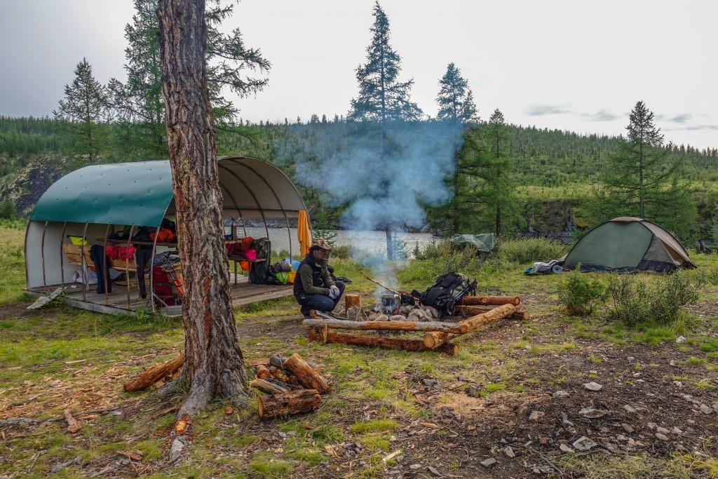 Wyprawa w góry Ural
