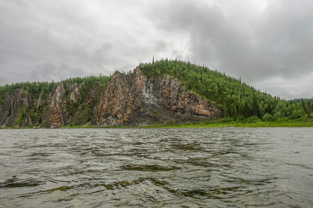 Kozhim river Ural Packrafting