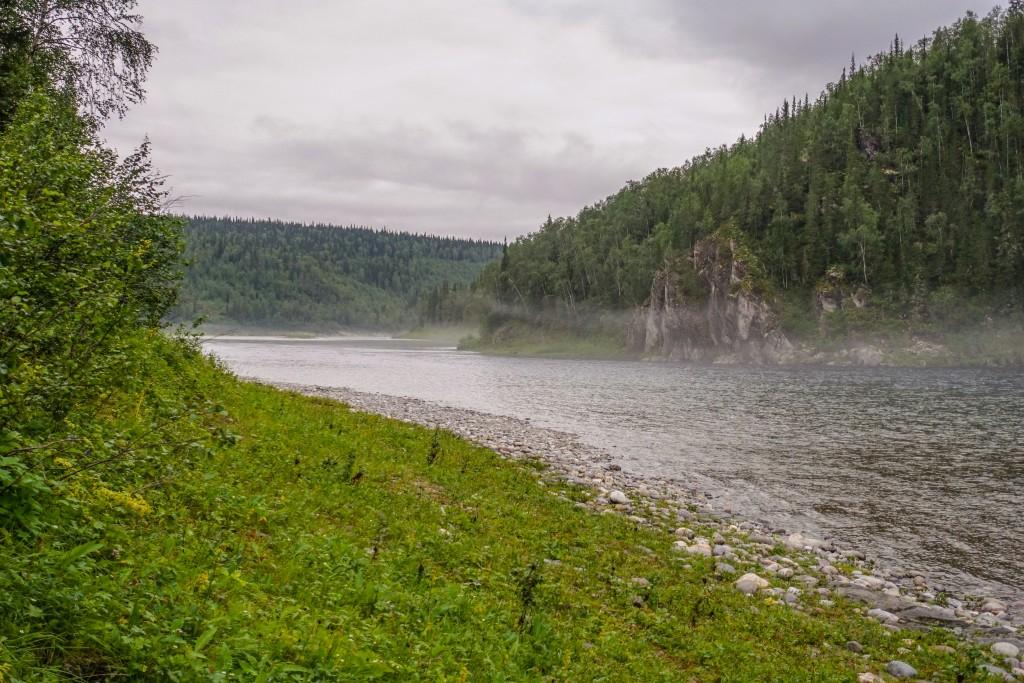 Ural Subpolarny rzeka