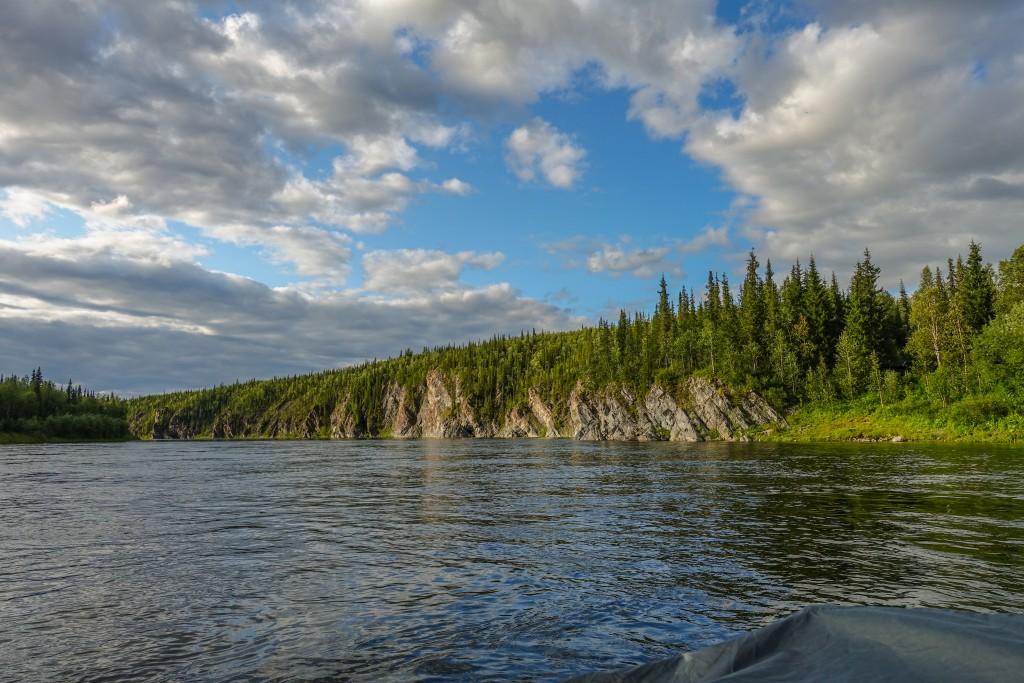 Spływ packrafting Góry Ural Rosja