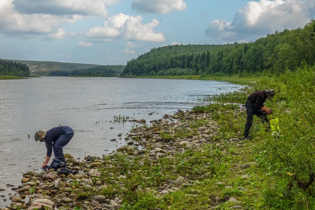 Wyprawa Ural Rosja